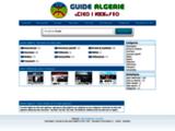 Algérie info - annuaire algerie de sites journaux algeriens