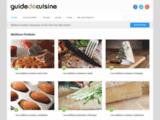 Guide de cuisine - Comparatifs et Guides d'achat