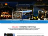 Bienvenue sur le site de l'Organisation Locale des Guides Azuréens !