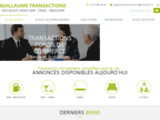 Transactions immobili?res fonds commerce