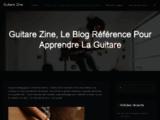 Guitare Zine, le blog référence pour apprendre la guitare - Guitare Zine