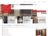Installateur de rideaux et décoration Lyon