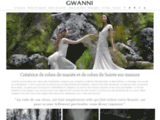 gwanni, boutique de robes de mariée à Toulouse