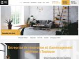 Rénovation intérieure maison, appartement Toulouse   Habitat Concept