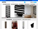 Boutique en ligne spécialiste des produits pour un habitat design