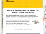 Habitat Ideal | Prix immobilier paris 13 et agence immobilière, estimer votre appartement pour vendre ou louer – Habitat Ideal transactions immobilières secteur Paris 75013