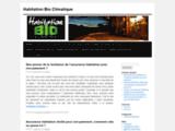 Constructeur de maison Bioclimatique structure bois