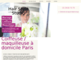 Coiffeur mariage Paris à domicile