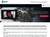Formation commerciale, techniques de vente, techniques de négociation et management commercial