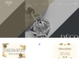 Hanabi Jû - Créations originales de bijoux bohème, hippie-chic et ethnique