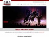 Haras national du Pin : tourisme équestre, élevage de chevaux en Normandie
