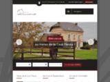 Chambres d'hôtes dans le Calvados en Normandie : Haras de la Cour Fleury