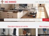 Agence immobilière HC Immo sur Pont de Roide