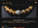 Bijoux Fantaisie en Pierres