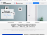 Menuisier Vallauris, Cannes | HEDDY FERMETURE RENOVATION