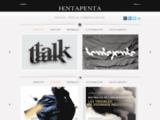 hentapenta, arnaud, merle, mu, design, graphisme, print, web, webdesign, portfolio, illustration, typographie