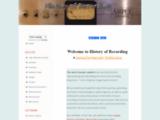 History of Recording (EN)