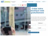Hit Immo, création de sites d'e-commerce immobilier