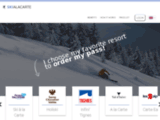 Holiski : abonnement ski multi-stations