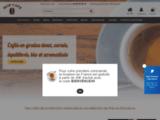 Café en grains, moulu et dosette, thé et infusion avec Hop Café
