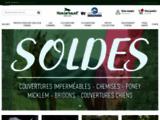 Couverture chevaux, chemise equitation et protection Horseware
