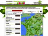 Horticulteurs et Pépiniéristes de France : plantes, arbres, fleurs et potagers.