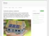 Horus Energie renouvelable Avignon photovoltaique Vaucluse panneaux solaire chauffagiste depannage