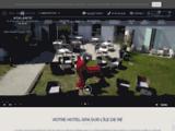 Hôtel Atalante Ile de Ré- Hôtel restaurant 3 étoiles sur l'Ile de Ré
