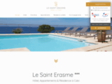 Le Saint Erasme, hôtel 3 étoiles à Calvi