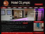 hotel Olympic, hotel centre argenteuil,