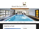 Hotel restaurant de charme dans le parc du Vercors - Restaurant avec terrasse panoramique en drome - Hôtel la Forêt - Lente
