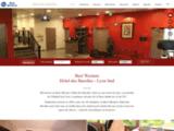 Hôtel des Barolles à Brignais - 3 étoiles