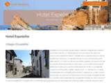 Les hôtels du village d'Espelette