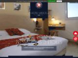 Hôtel restaurant INTER-HOTEL Hélios Roanne