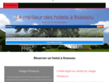 Réservation chambre d'hôtel à Itxassou au Pays Basque