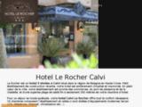Hotel Calvi Le Rocher hotel à Calvi en Corse vacances en Balagne hôtel 3 étoiles à Calvi