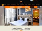 Hotel Biarritz - Le Marbella*** - Hôtel vue mer - centre ville Biarritz