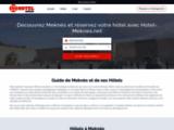Hôtel Meknes, réservations en ligne d'hôtels à Meknes Maroc