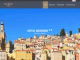 Hotel Menton Moderne**