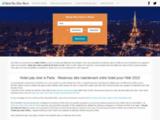 Hotel pas cher à Paris : pour trouver un hotel pas cher à Paris