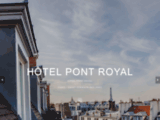 Hôtel Pont Royal Paris - Hôtel de Luxe Paris