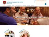 Hôtel - Restaurant à Rozay-en-Brie en Seine-et-Marne (77)