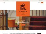 Hôtel ** du Simplon - Hotel 2 étoiles centre Lyon