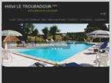 Hôtel rocamadour le troubadour vous accueille au coeur du Quercy