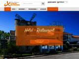 Le Moulin des Gardelles - Hotel Riom - Hotel Volvic - Francais - Accueil