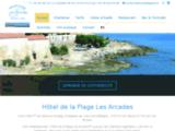Hôtel de la Plage les Arcades - Algajola