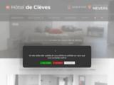 L'hôtel de Clèves, votre hôtel à Nevers, dans la Nièvre