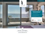 Hotel Royal Antibes - Site Officiel