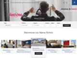 Hôtels économiques en France et en Belgique, chambres pour pas cher et réservation bas prix | Akena