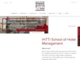 Études en Hôtellerie - Formation en Gestion Hôtelière avec IHTTI